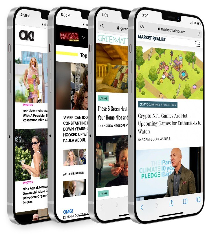 Mobile Websites powered by Fabrik